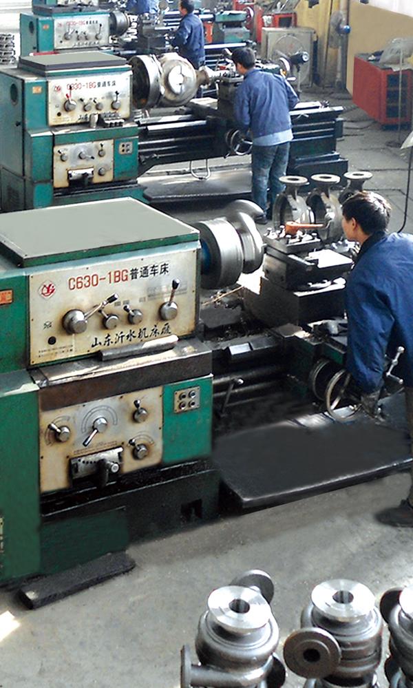 Enterprise equipment