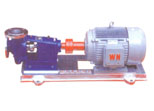 INJ type single stage single suction and concentrated slurry