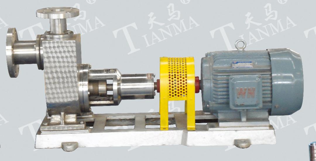 FBZ type self suction pump