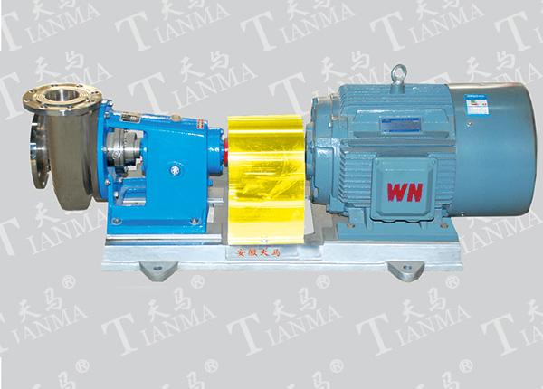 IHJ(IND)型单级单吸托架式化工离心泵